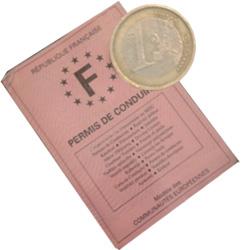 permis à un euro par jour